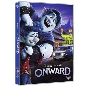 Onward. Oltre la magia DVD