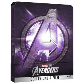 Avengers Collection Steelbook (Blu Ray)