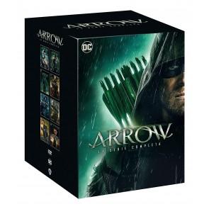 Arrow. Stagioni 1-8 DVD