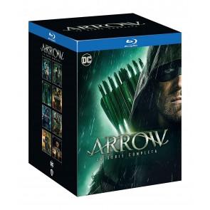 Arrow. Stagioni 1-8 (Blu-ray)