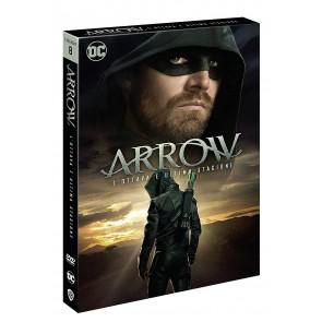 Arrow. Stagione 8 DVD