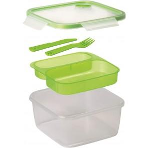 Box Ermetico Verde Trasparente da1.4 LT