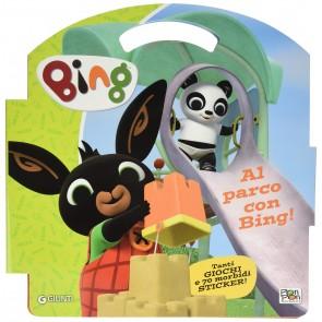 Il parco giochi. Bing! Puffy sticker