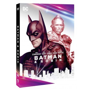 Batman & Robin. Collezione DC Comics DVD