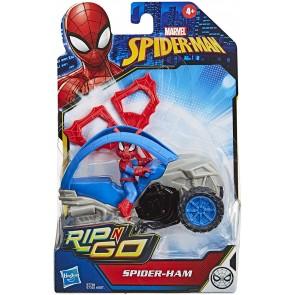 Spider-Man Rip N Go Veicolo Acrobatico