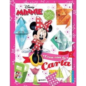 Minnie. Crea con la carta