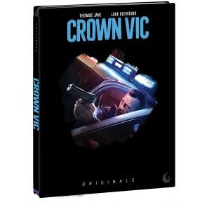 Crown Vic (DVD + Blu-ray)