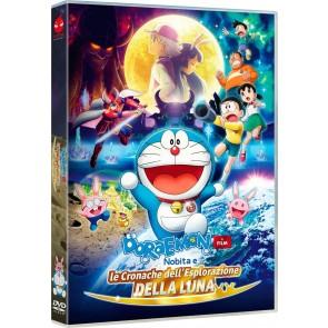 Doraemon. Nobita e le cronache dell'esplorazione della luna DVD