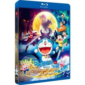 Doraemon. Nobita e le cronache dell'esplorazione della luna (Blu-ray)