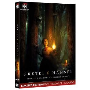 Gretel e Hansel DVD