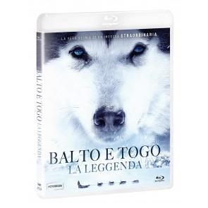 Balto e Togo. La leggenda (Blu-ray)