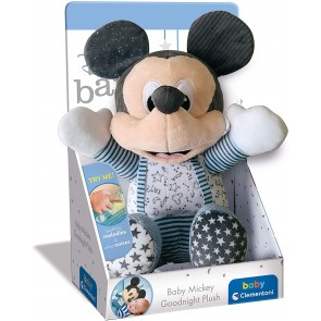 Baby Clementoni Baby Mickey Soothing Plush