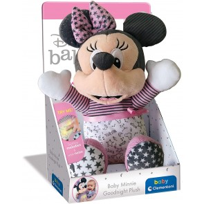 Baby Clementoni Baby Minnie Soothing Plush