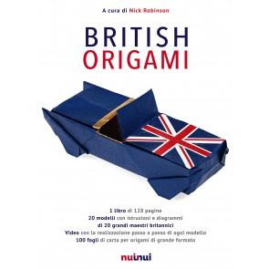 British origami. Ediz. illustrata. Con gadget