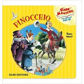 Pinocchio. Libro pop-up. Ediz. a colori