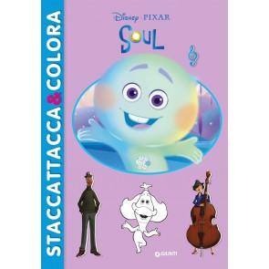 Soul. Staccattacca & colora. Con adesivi. Ediz. illustrata