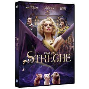 Le streghe. The Witches DVD