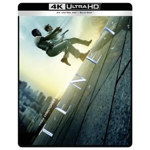 Tenet. Con Steelbook (Blu-ray + Blu-ray Ultra HD 4K)