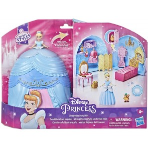 Disney Princess Dpr Secret Style, Playset Cenerentola