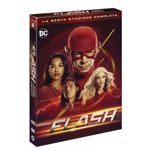 The Flash. Stagione 6 DVD