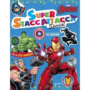 Marvel Avengers. In azione! Superstaccattacca special. Con adesivi. Ediz. a colori