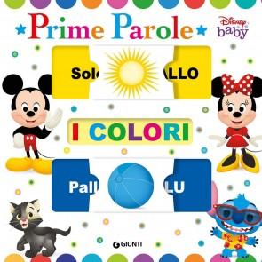 Colori. Prime parole. Baby scorri e scopri. Ediz. a colori