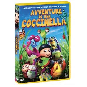 Avventure di una coccinella DVD
