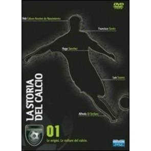 La storia del calcio. Vol. 1. Le origini. Le culture del calcio DVD