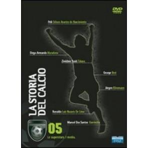 La Storia Del Calcio Volume 05 DVD