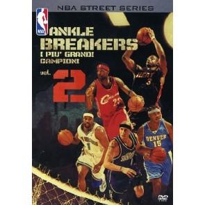 Nba - Ankle Breakers 2 DVD
