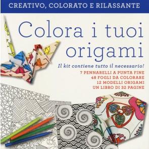 Colora i tuoi origami. Con gadget
