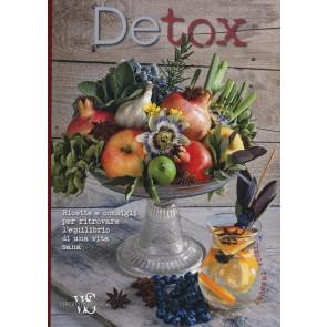 Detox. Ricette e consigli per ritrovare l'equilibrio di una vita sana. Ediz. illustrata