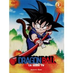 Dragon Ball - Il segreto delle sfere del drago Volume 01 Episodi 01-04 DVD