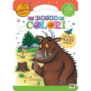 Un bosco di colori. Il Gruffalò. Con adesivi. Ediz. illustrata