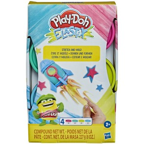 Play-doh Elastix Bright