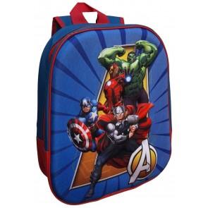 Avengers Zaino Asilo 3D
