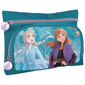 Frozen 2 Astuccio Con 2 Tasche