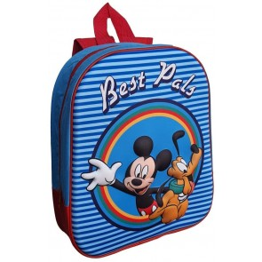 Mickey Mouse Zaino Asilo 3D