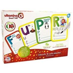 Vitamina G Le Carte Educative 16 pz