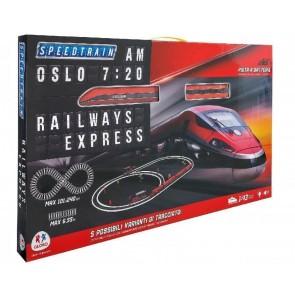 Speedtrain Treno C/Pista B/O