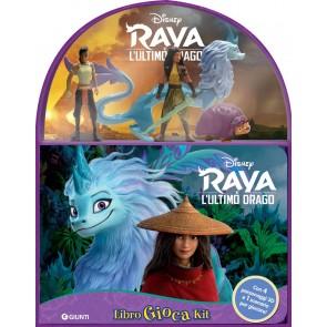 Raya e l'ultimo drago. Libro gioca kit. Ediz. a colori. Con gadget