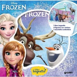 Frozen baby. Il libro bagnetto. Ediz. a colori. Con gadget