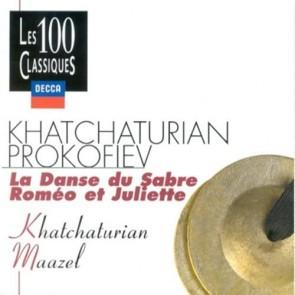 La Danse Du Sabre;Roméo Et Juliette CD