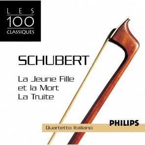 Schubert-Quatuor La Jeune Fille Et CD
