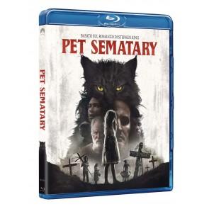 Pet Sematary 2019 (Blu-ray)