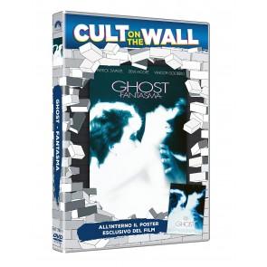 Ghost. Fantasma. Con poster DVD