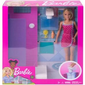 Barbie + Arredamento Doccia