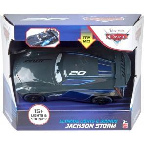 Disney Cars Veicolo ultimate luci e suoni JackSon Storm