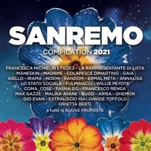 Sanremo 2021 CD