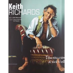 Keith Richards. Una vita a ritmo di rock 'n' roll. Ediz. illustrata